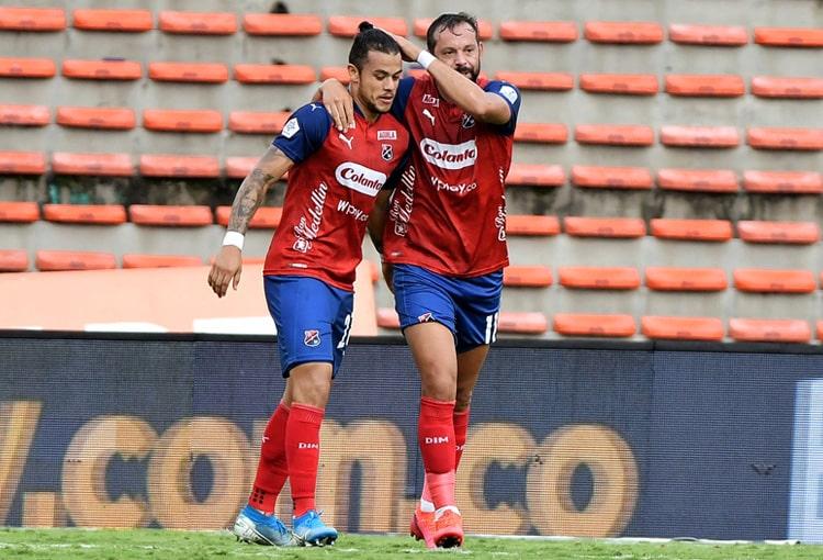 Matías Mier, Leonardo Castro, Fichajes DIM 2021-II, Deportivo Independiente Medellín, DIM, Águilas Doradas