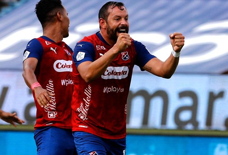 Matías Mier, fichajes DIM 2021-II, Deportivo Independiente Medellín, DIM