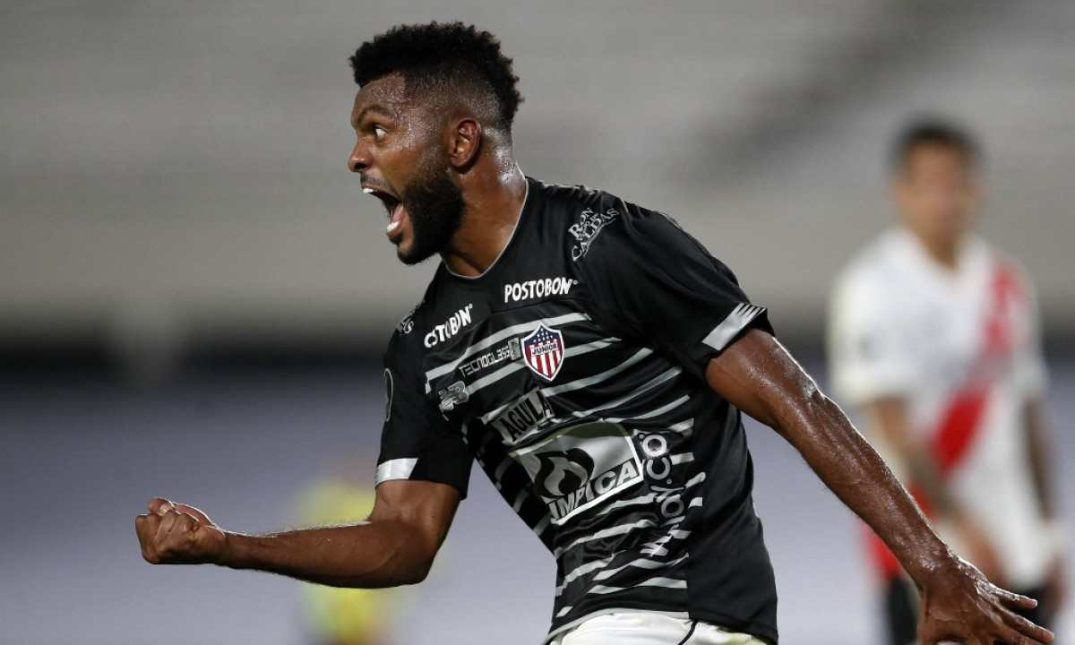 ¡Junior FC ya tiene rival en octavos de final de la Copa Sudamericana!