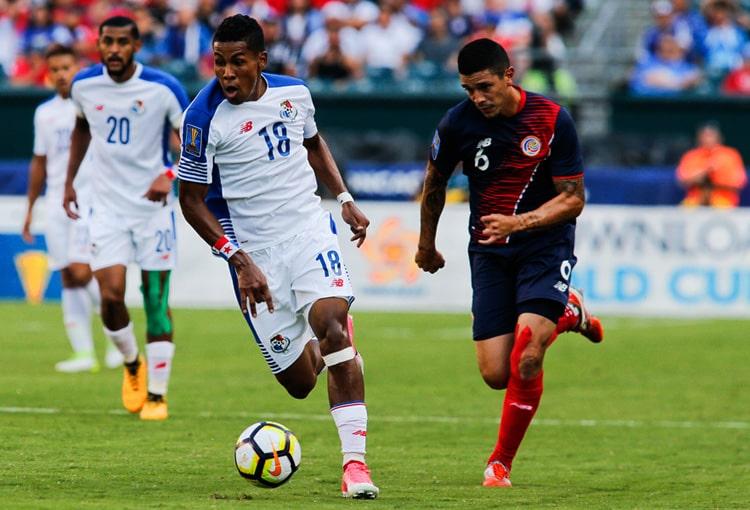 Miguel Camargo, Deportivo Independiente Medellín, DIM, fichajes DIM 2021-II, Selección de Panamá