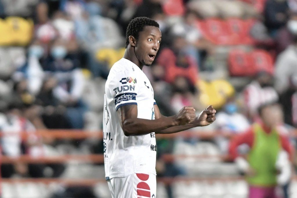 Óscar Murillo: figura con Pachuca, le dio el paso a cuartos de final de Liga MX