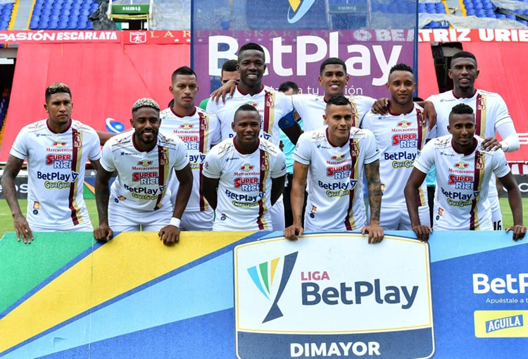 Ómar Albornoz, Deportes Tolima, Deportivo Independiente Medellín, DIM, fichajes DIM 2021-II