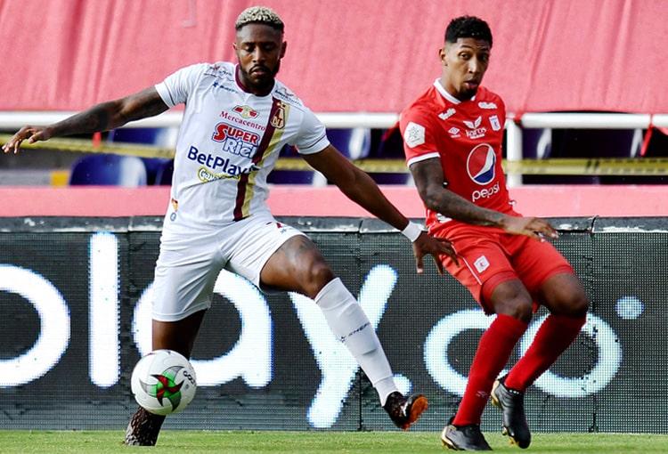 Ómar Albornoz, Deportes Tolima, fichajes DIM 2021-II, Deportivo Independiente Medellín, DIM