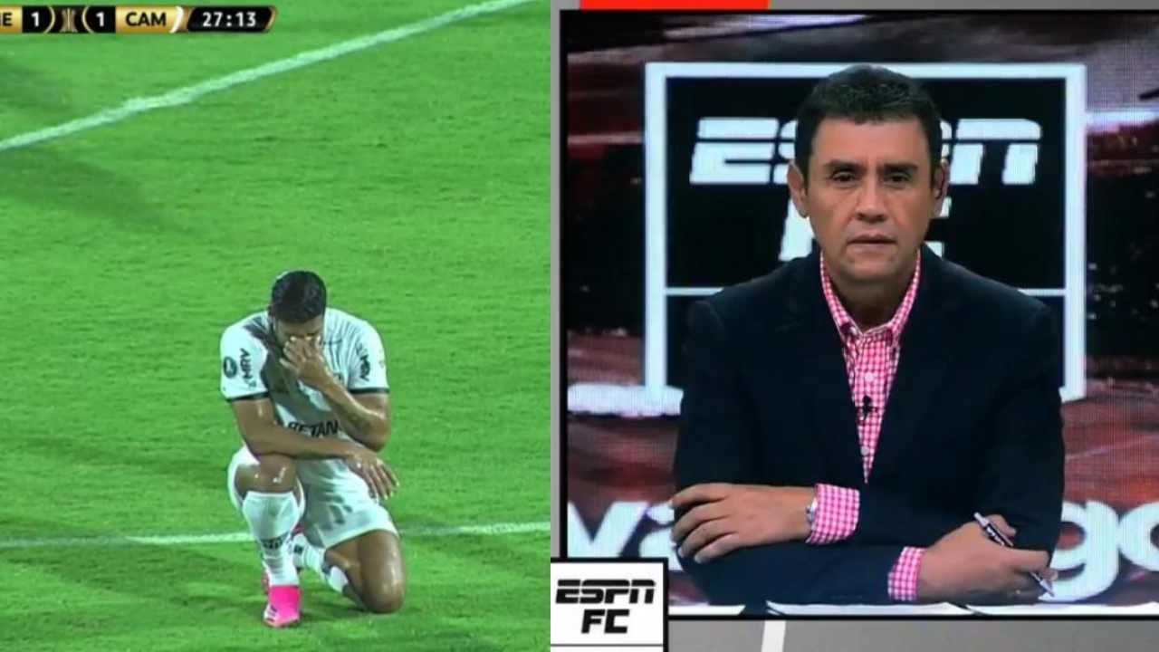 'Pacho' Vélez respondió a su cometario sobre la humedad en Barranquilla