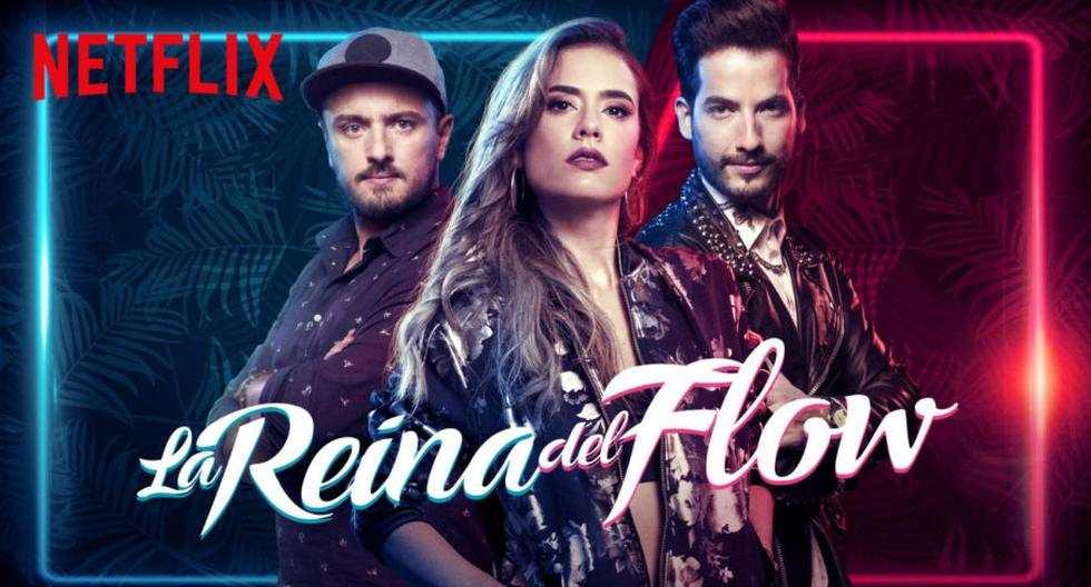 ¿La Reina del Flow 2 se puede ver en Netflix?