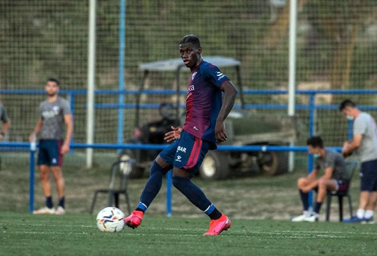 Sebastián Peñaloza, fichajes DIM 2021-II, Deportivo Independiente Medellín, DIM, SD Huesca