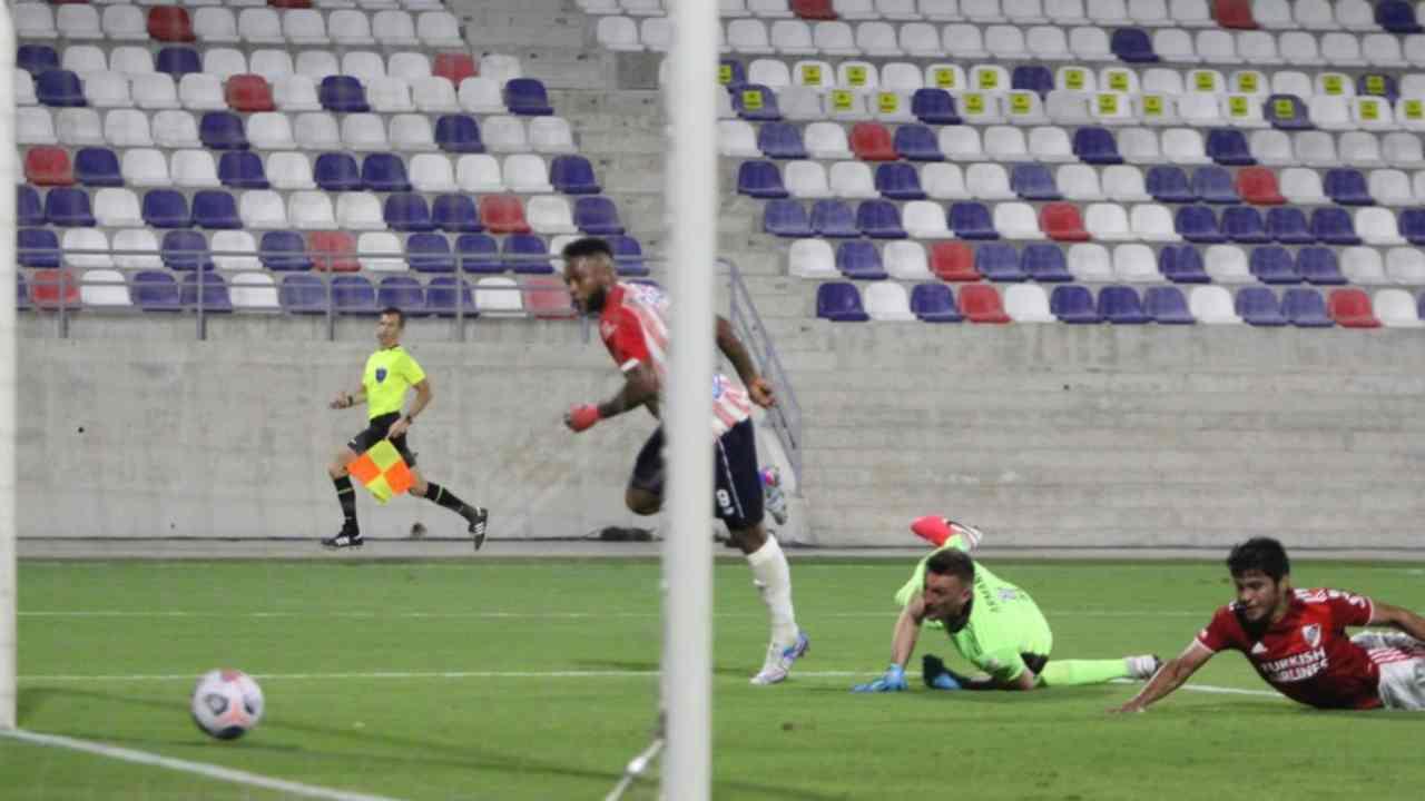Tras su gol a River Plate, Miguel Ángel Borja es pedido por los grandes de Argentina