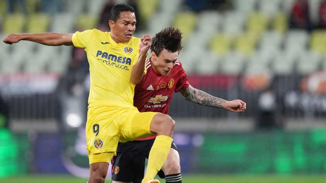 Villarreal, con Carlos Bacca a bordo, la final de la Europa League