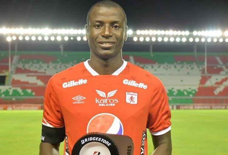 Adrián Ramos y Edwuin Cetré están en el 11 Ideal de la Semana en la Libertadores