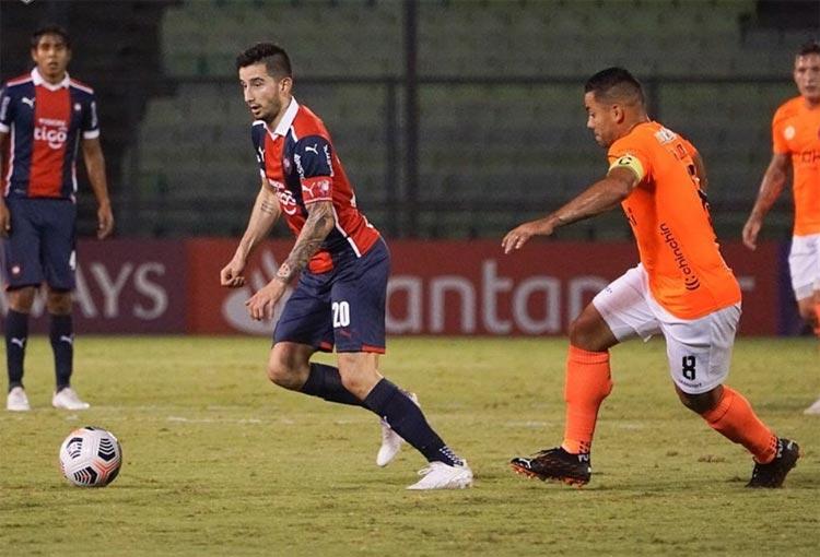 América de Cali en Libertadores: resultado entre La Guaira y Cerro Porteño y las posiciones