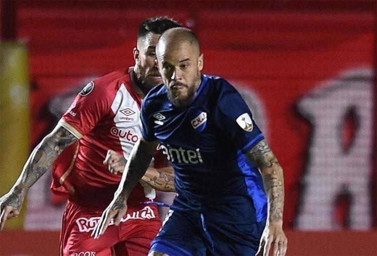 Andrés D'Alessandro y las otras bajas del rival de Atlético Nacional