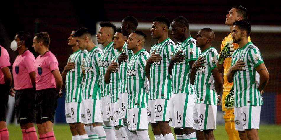 Probable titular de Atlético Nacional para visitar a Universidad Católica en Libertadores