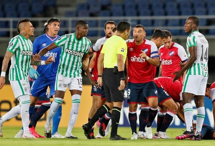 Resultado, resumen y goles: Atlético Nacional vs. Nacional, Copa Libertadores