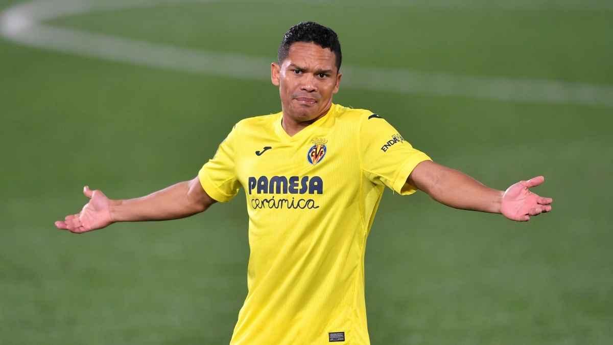 Bacca no va más con Villarreal. Rescindieron su contrato a pesar de campeonar en Europa League