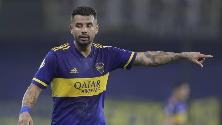 Edwin Cardona y su baja cotización con Boca Juniors