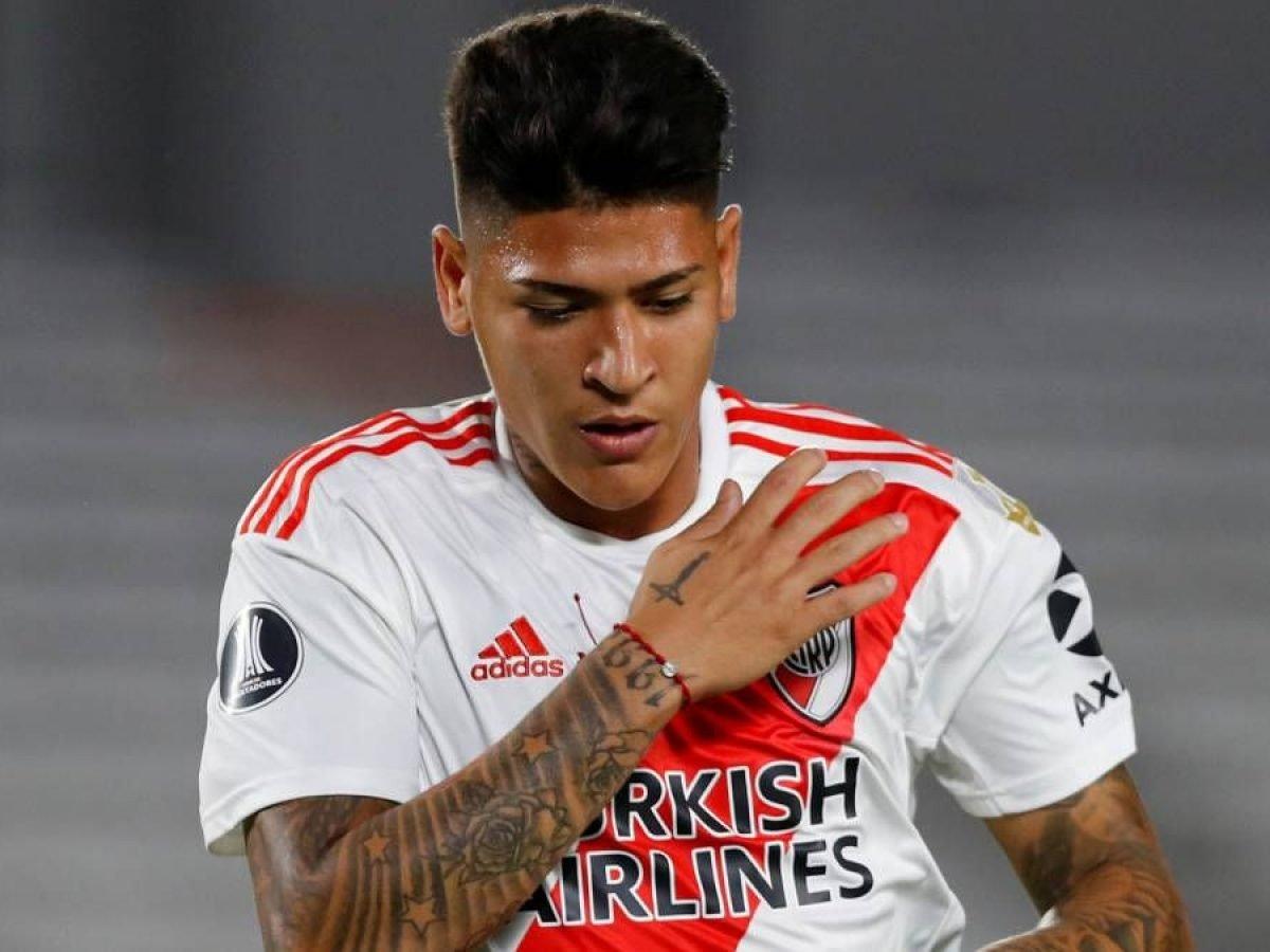 Hinchas de River Plate se cansaron de Carrascal y estallaron en las redes