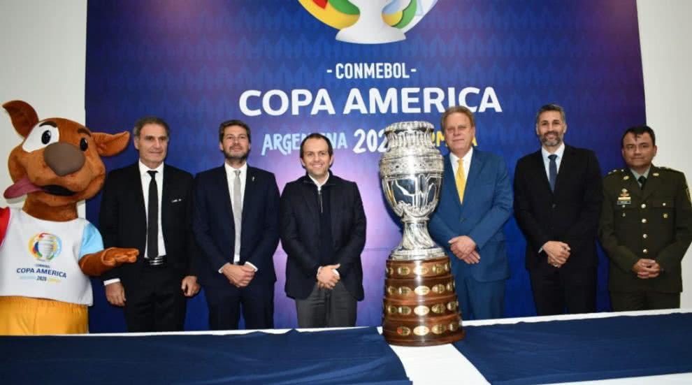 ¡Conmebol ratificó a Colombia y Argentina como sedes de la Copa América 2021!