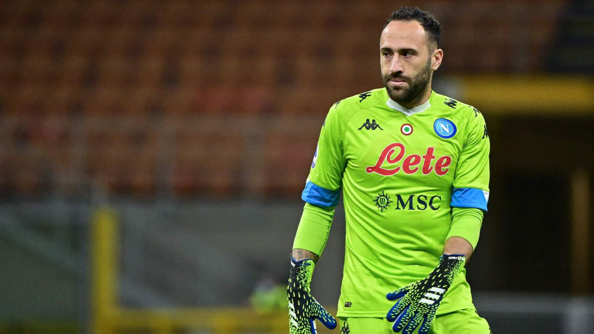 David Ospina está de vuelta en el Napoli, ¿se quedará?