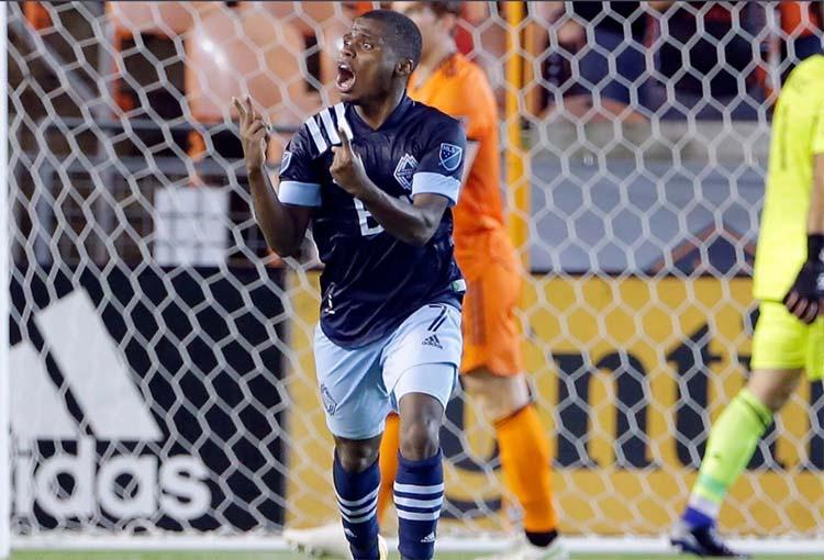 Ex Deportivo Cali: el primer gol de Déiber Caicedo en la MLS
