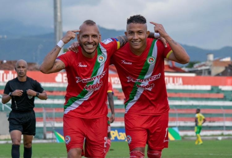 Féiver Mercado, de la salida de Deportivo Cali a ser la ilusión del ascenso de Cortuluá