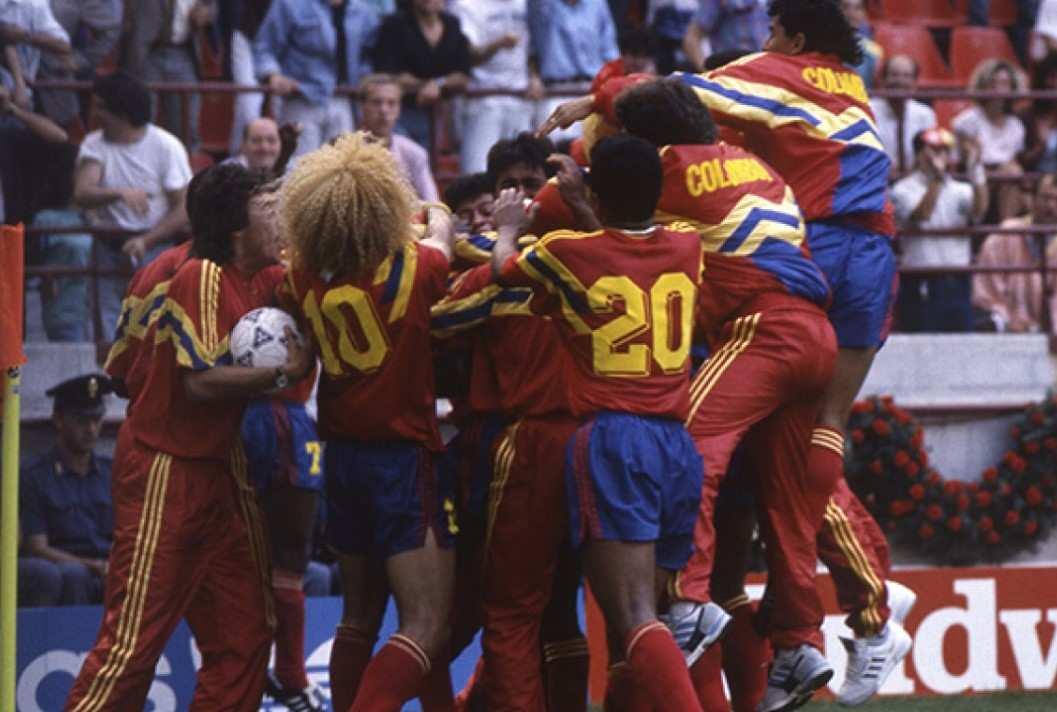 Freddy Rincón es el nuevo fichaje de WIN Sports +