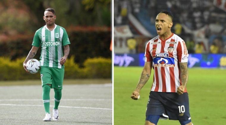 """""""En Junior jugaba con inspiración, ahora veo a Jarlan fastidiado en Atlético Nacional"""""""