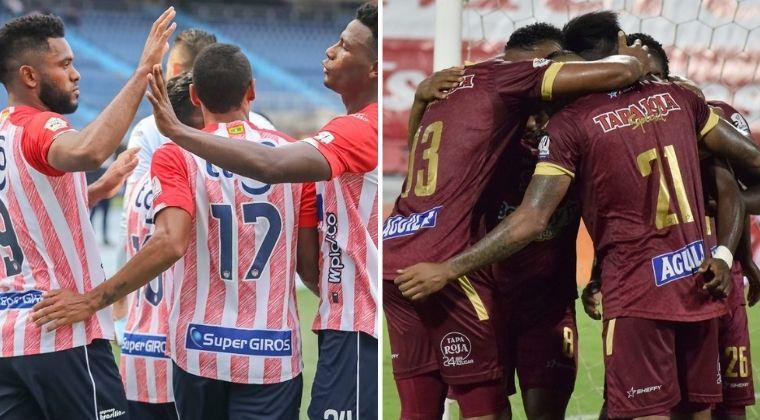 Los partidos internacionales de Junior y Deportes Tolima tampoco se jugarán en Colombia