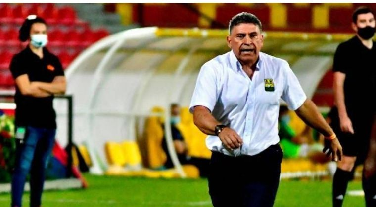"""Luis Fernando Suárez: """"En Colombia hay problemas más graves que un partido de fútbol"""""""
