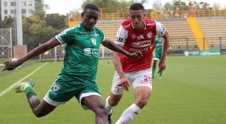Alejandro Moralez, el único jugador de Santa Fe convocado al microciclo de la Sub-20