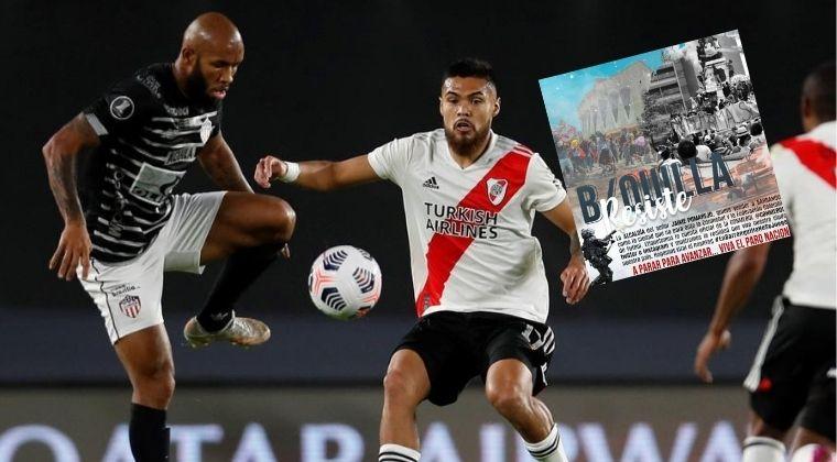 ¿Se juega Junior vs. River Plate? El alcalde de Barranquilla respondió tras Paro Nacional
