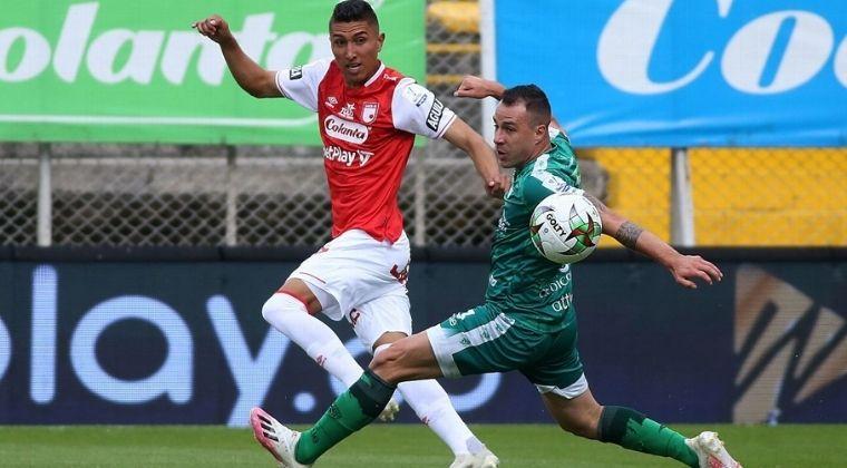 ¿Quién es Alexander Porras, la figura de Santa Fe ante Fluminense?