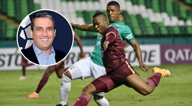 """Presidente de Dimayor confirmó que Cali vs. Tolima no se jugará:""""El fútbol al final es un juego"""""""
