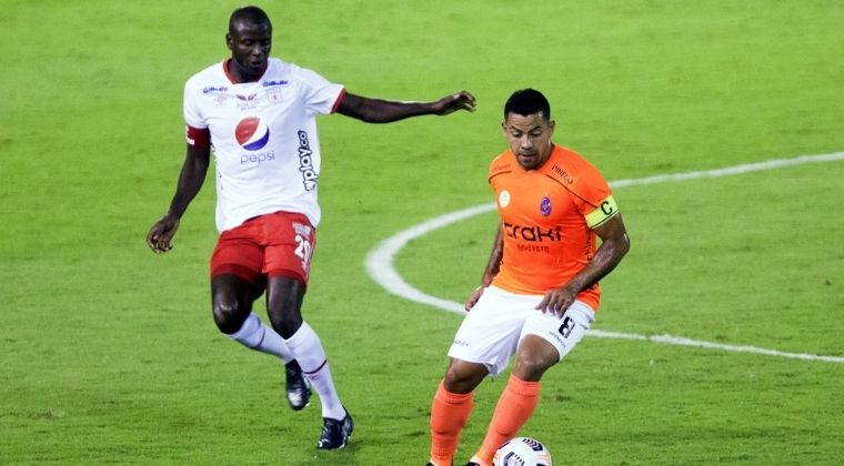 Bajas y novedades de América de Cali para enfrentar a La Guaira en Copa Libertadores