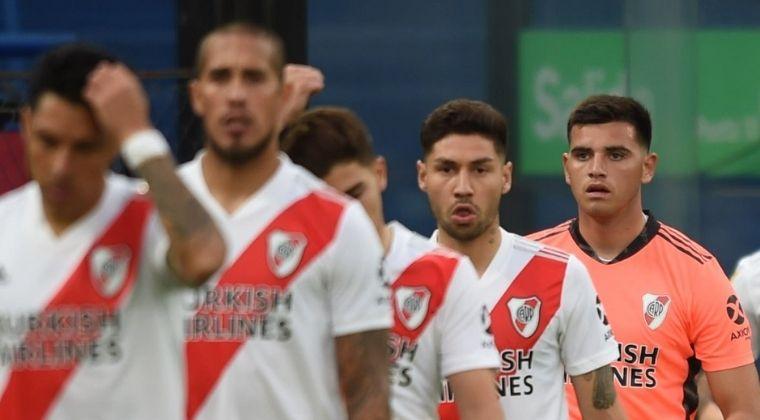 El jugador que sería arquero de River Plate para enfrentar a Santa Fe en la Libertadores