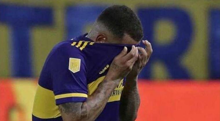 El nuevo problema de Edwin Cardona con Boca Juniors. ¿Mala suerte?