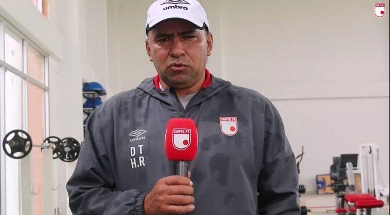 Harold Rivera habló sobre los contagios en River Plate y el regreso de Sherman Cárdenas