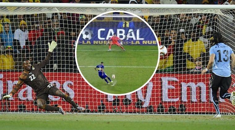 Apareció el 'Loco' Abreu y defendió a Edwin Cardona por el penalti que erró ante River Plate