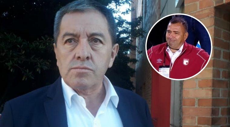 """Eduardo Méndez: """"No puedo olvidar 18 meses de trabajo por 6 minutos terribles del equipo"""""""