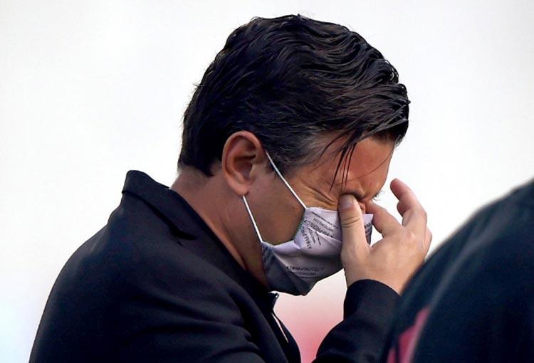 Incidentes y gases lacrimógenos a las afueras del estadio del Junior vs River Plate