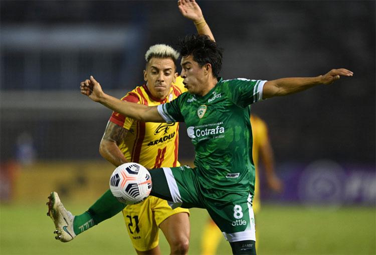 Resultado, resumen y goles: Aragua vs La Equidad, Copa Sudamericana