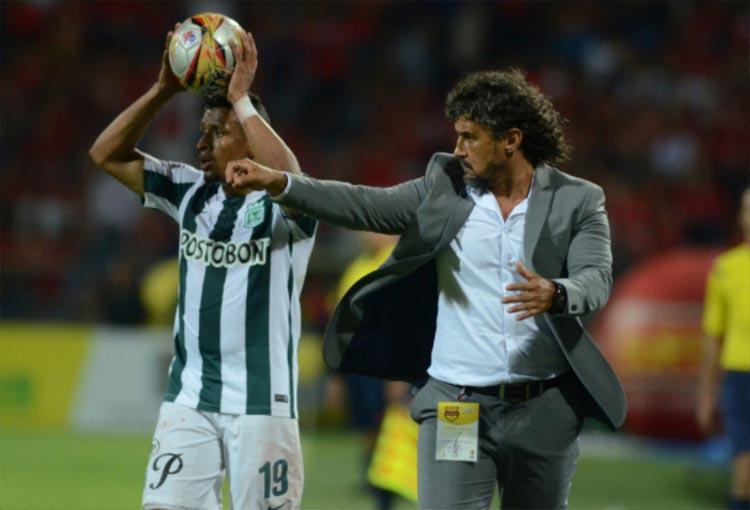 Leonel Álvarez y un convencimiento de lo que lograría si puede dirigir a Atlético Nacional