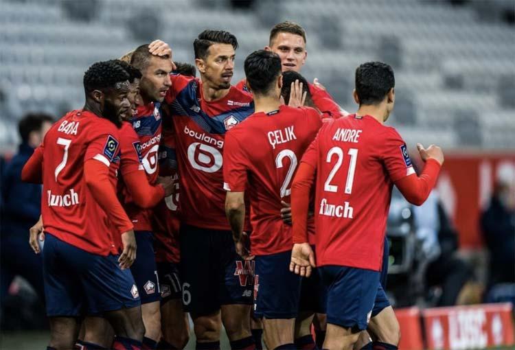 Lille, el equipo que cortó la hegemonía de PSG en la Ligue 1 y el colombiano que tuvo en sus filas