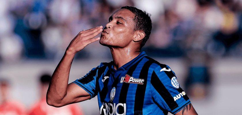 Luis Muriel: ¡Récord personal, asistencia y nuevo doblete en la victoria de Atalanta sobre Parma!