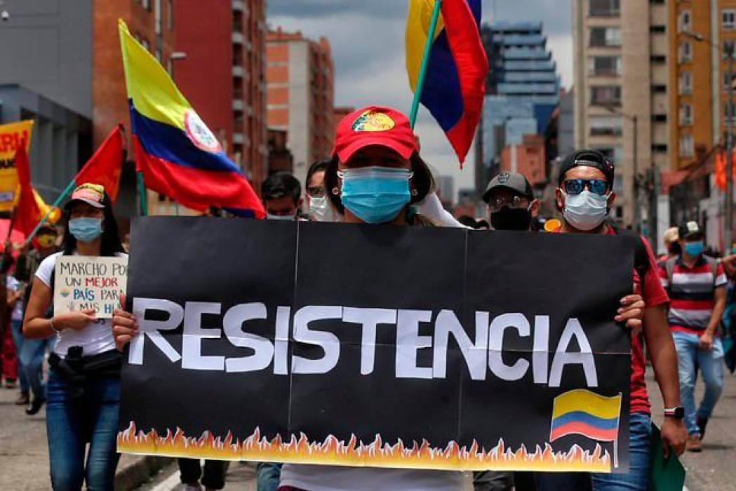 paro nacional jornada 8 de mayo de 2021 protestas