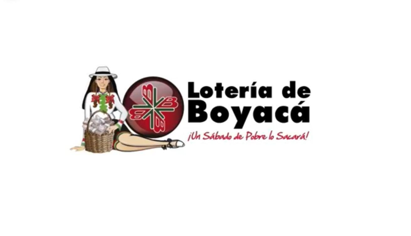 Lotería de Boyacá. Sorteo y resultado 15 de mayo de 2021