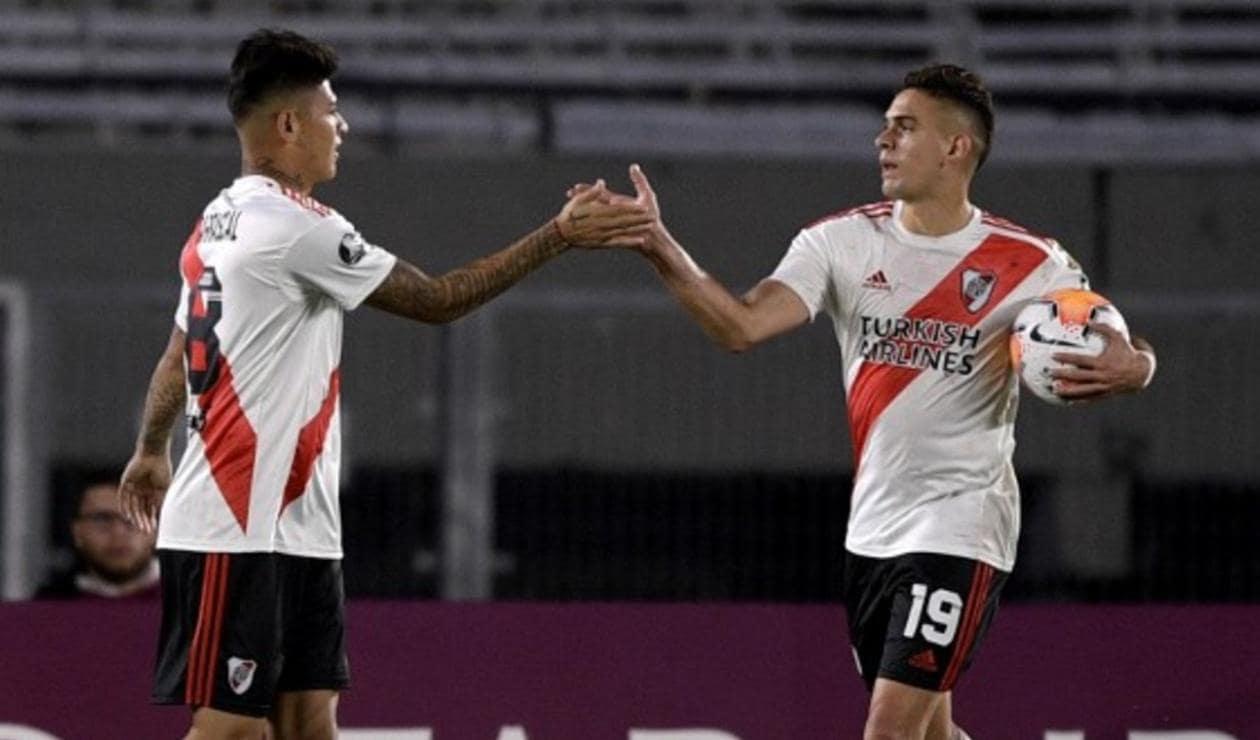 ¿Enfrentará River Plate a Junior FC con nómina mixta en Copa Libertadores?
