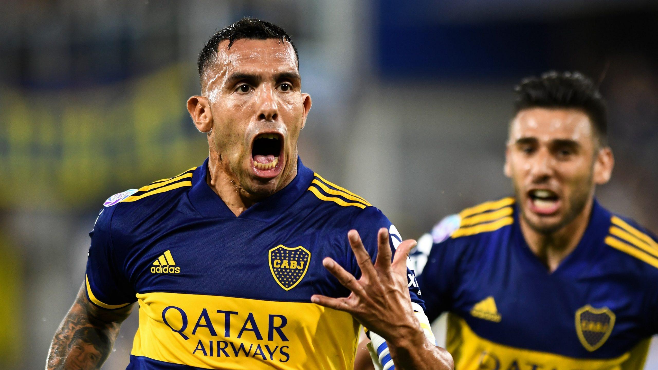 Carlos Tévez: un veterano asediado. Tiene tres ofertas para seguir jugando fútbol