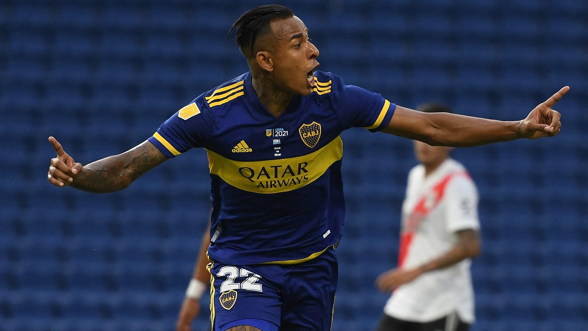 Sebastián Villa, ¿cerca de volver a jugar con Boca Juniors?