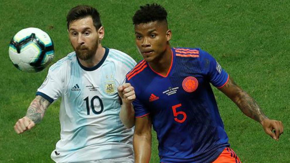 Wilmar Barrios: lo que dijo por su suplencia ante Perú y las claves para marcar a Messi