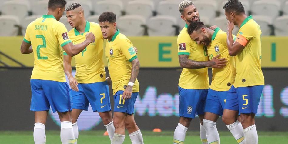 Atención: ¡Jugadores de Brasil que militan en Europa no irían a la Copa América!